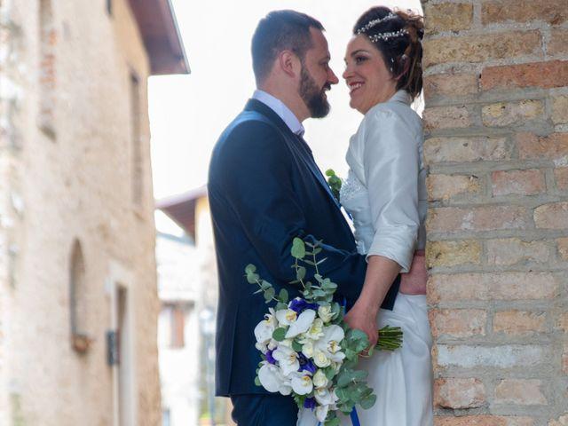 Il matrimonio di Massimo e Elena a Padenghe sul Garda, Brescia 56