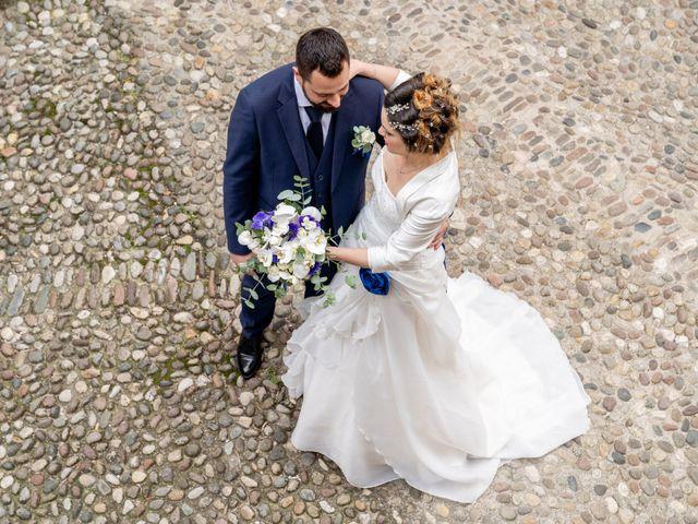 Il matrimonio di Massimo e Elena a Padenghe sul Garda, Brescia 57