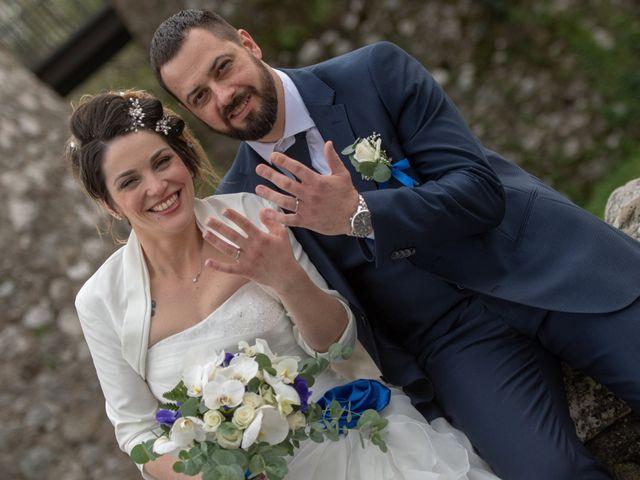 Il matrimonio di Massimo e Elena a Padenghe sul Garda, Brescia 58