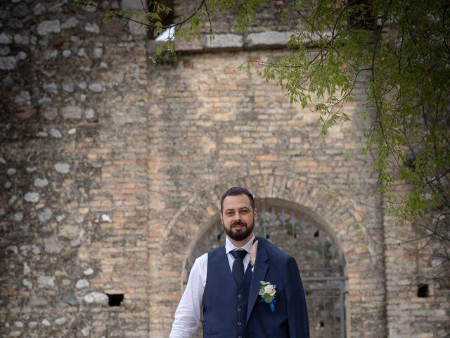 Il matrimonio di Massimo e Elena a Padenghe sul Garda, Brescia 59