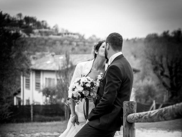 Il matrimonio di Massimo e Elena a Padenghe sul Garda, Brescia 60