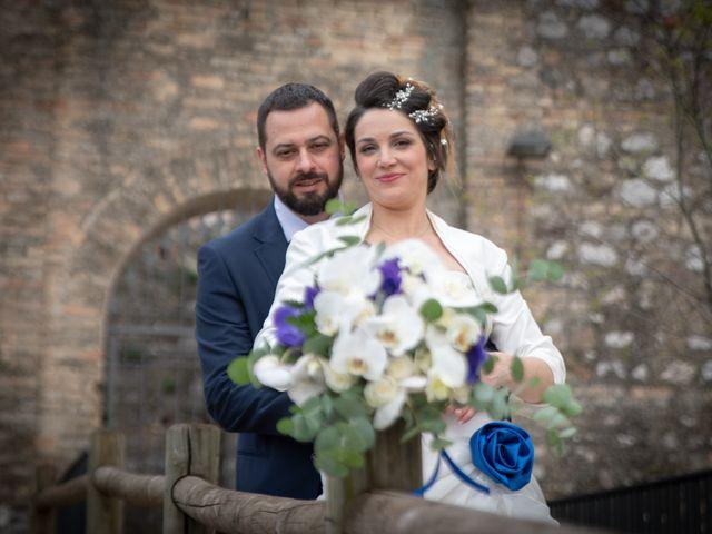 Il matrimonio di Massimo e Elena a Padenghe sul Garda, Brescia 61
