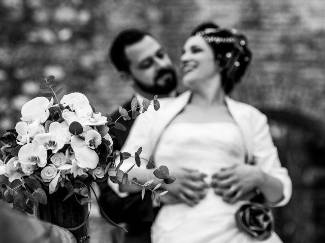 Il matrimonio di Massimo e Elena a Padenghe sul Garda, Brescia 62