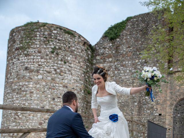 Il matrimonio di Massimo e Elena a Padenghe sul Garda, Brescia 64