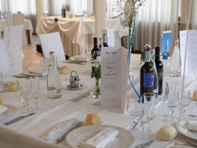 Il matrimonio di Massimo e Elena a Padenghe sul Garda, Brescia 71