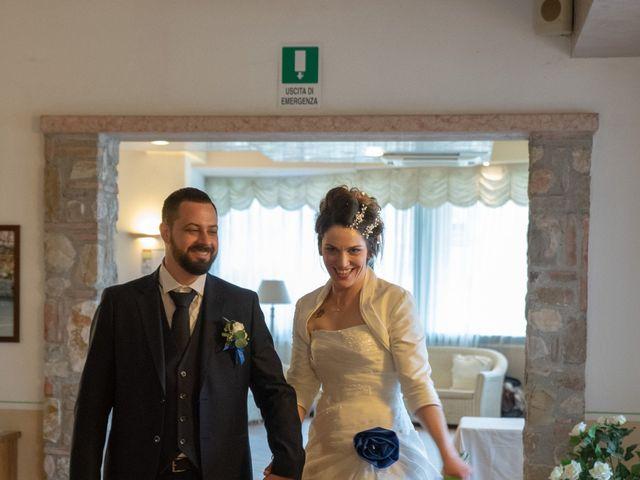 Il matrimonio di Massimo e Elena a Padenghe sul Garda, Brescia 74