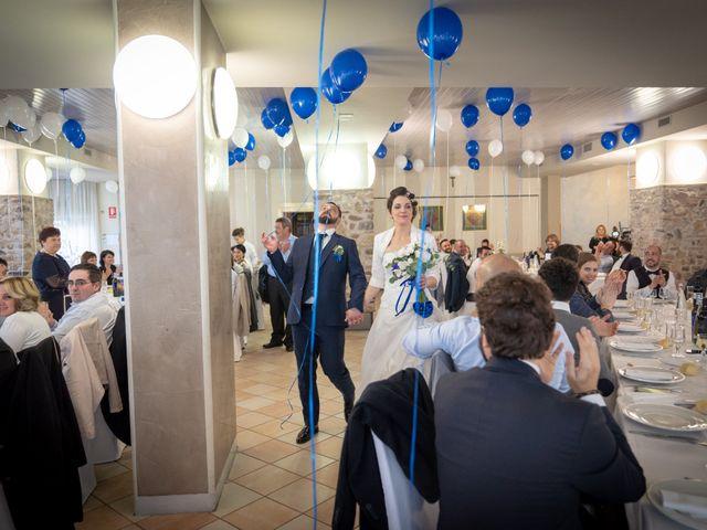 Il matrimonio di Massimo e Elena a Padenghe sul Garda, Brescia 76