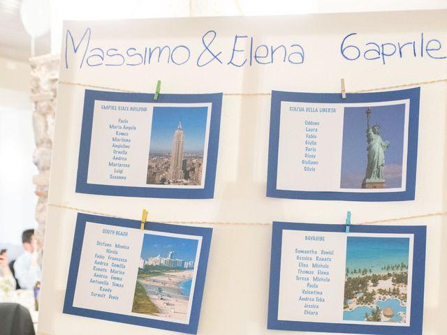 Il matrimonio di Massimo e Elena a Padenghe sul Garda, Brescia 77