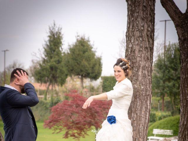 Il matrimonio di Massimo e Elena a Padenghe sul Garda, Brescia 79