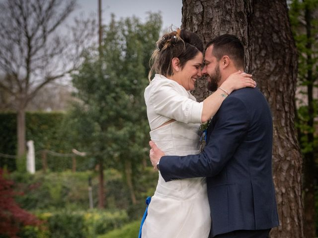 Il matrimonio di Massimo e Elena a Padenghe sul Garda, Brescia 80