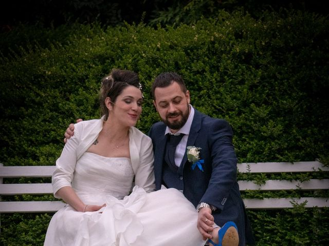 Il matrimonio di Massimo e Elena a Padenghe sul Garda, Brescia 81