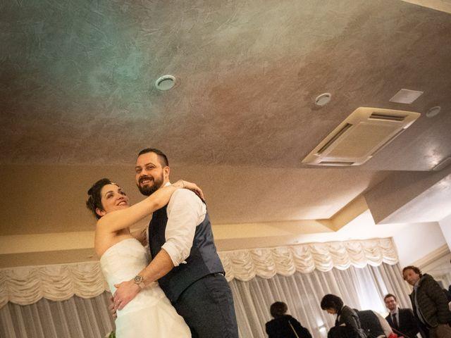 Il matrimonio di Massimo e Elena a Padenghe sul Garda, Brescia 92