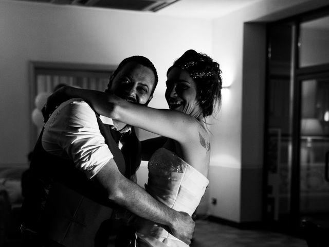 Il matrimonio di Massimo e Elena a Padenghe sul Garda, Brescia 93