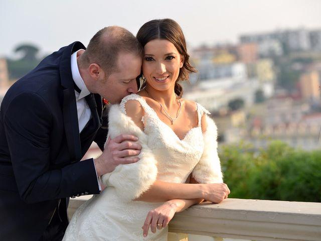 le nozze di Viviana e Alessandro