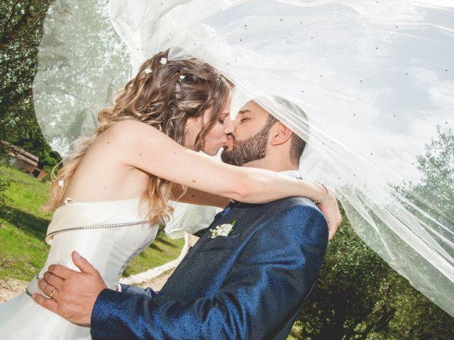Le nozze di Filomena e Marco