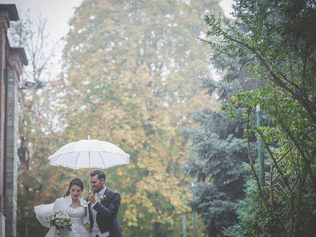 Il matrimonio di Federica  e Simone a Pinerolo, Torino 1