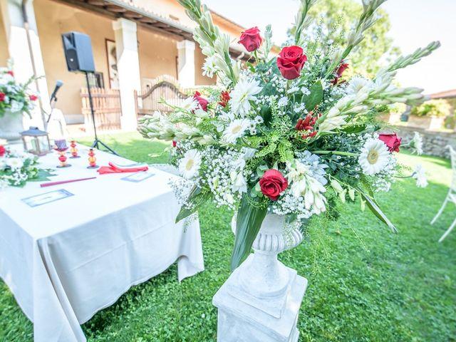 Il matrimonio di Simone e Chiara a Brescia, Brescia 17