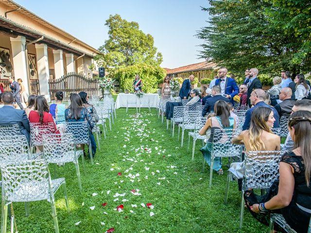 Il matrimonio di Simone e Chiara a Brescia, Brescia 58