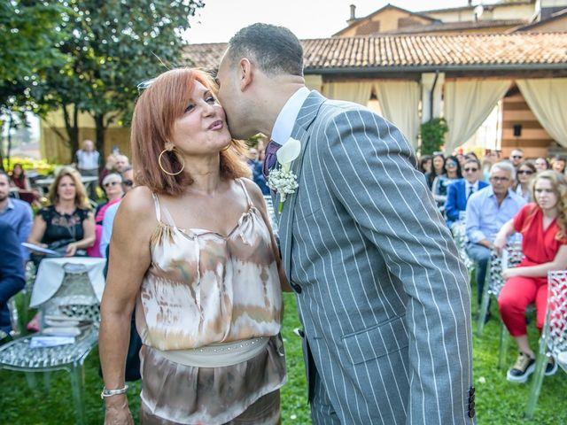 Il matrimonio di Simone e Chiara a Brescia, Brescia 66