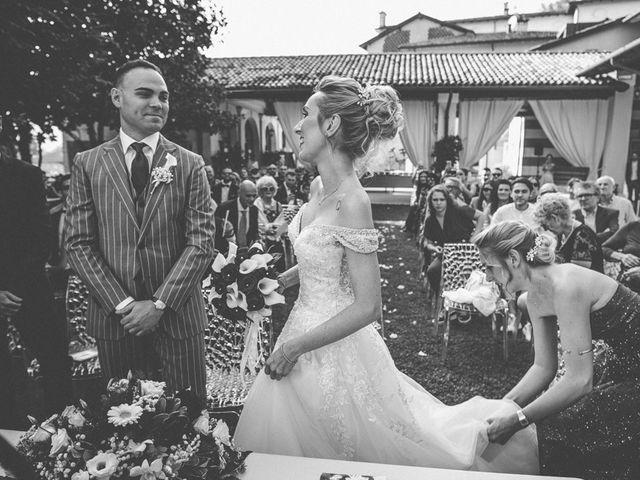 Il matrimonio di Simone e Chiara a Brescia, Brescia 71