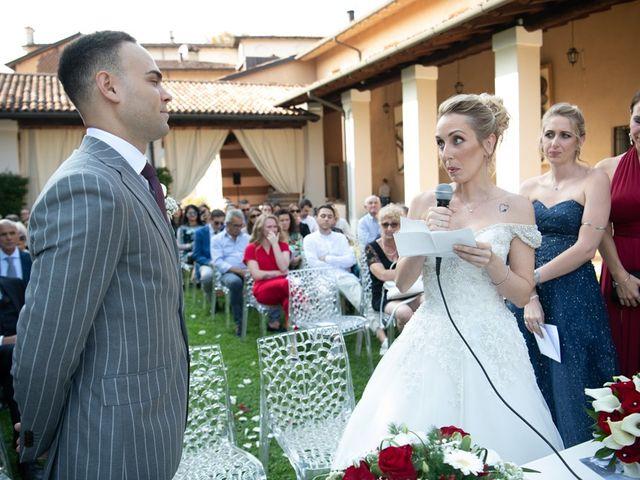 Il matrimonio di Simone e Chiara a Brescia, Brescia 73