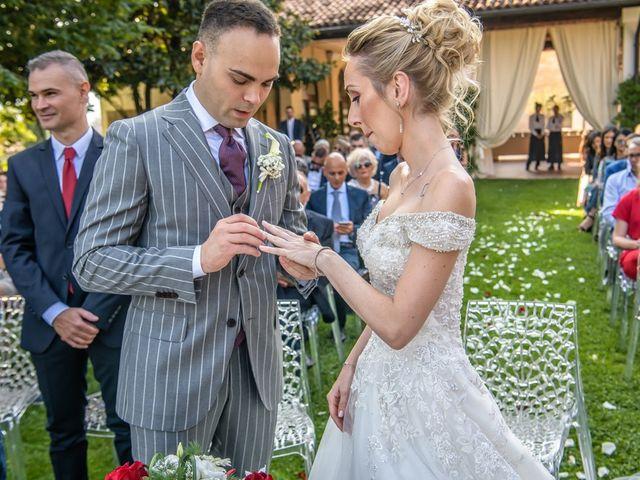 Il matrimonio di Simone e Chiara a Brescia, Brescia 78