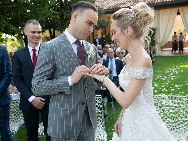 Il matrimonio di Simone e Chiara a Brescia, Brescia 79