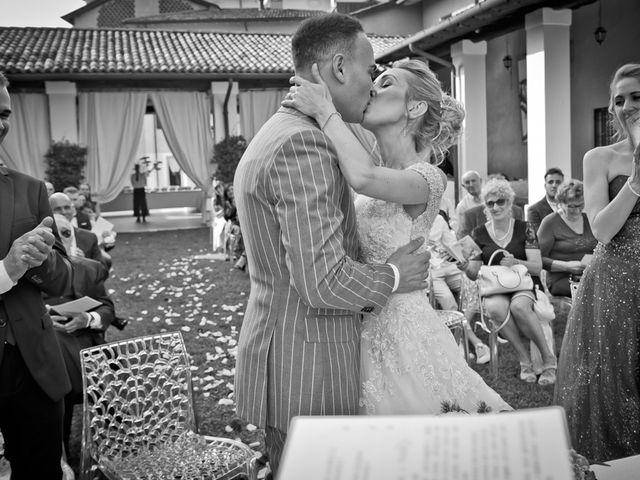 Il matrimonio di Simone e Chiara a Brescia, Brescia 81