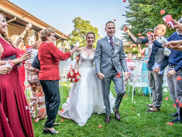 Il matrimonio di Simone e Chiara a Brescia, Brescia 82