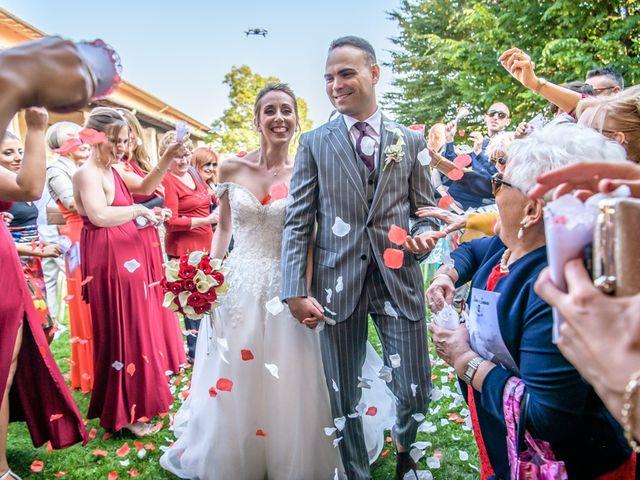 Il matrimonio di Simone e Chiara a Brescia, Brescia 83