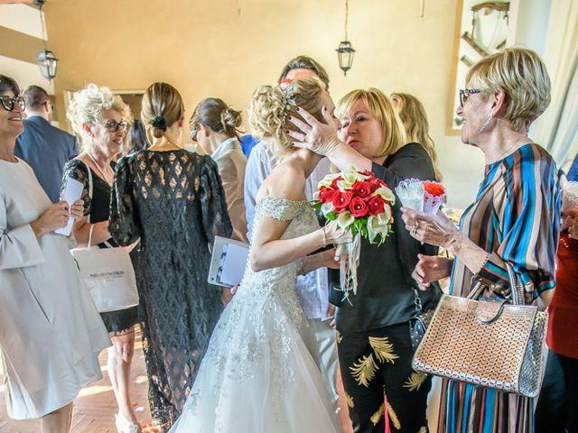 Il matrimonio di Simone e Chiara a Brescia, Brescia 85