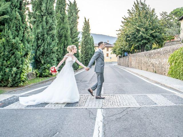 Il matrimonio di Simone e Chiara a Brescia, Brescia 109