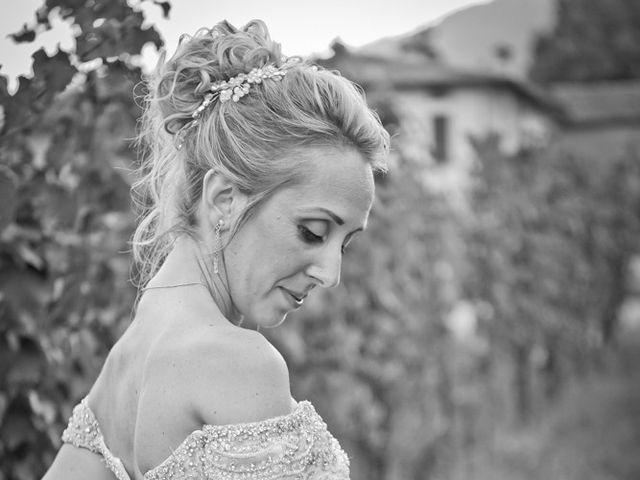 Il matrimonio di Simone e Chiara a Brescia, Brescia 110