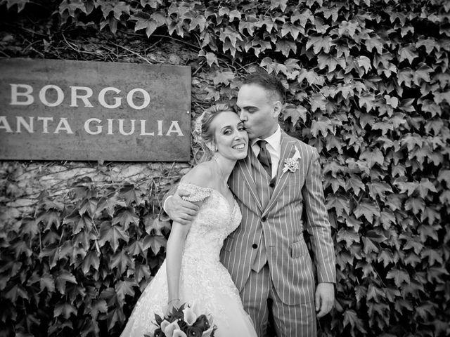 Il matrimonio di Simone e Chiara a Brescia, Brescia 112