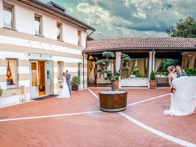 Il matrimonio di Simone e Chiara a Brescia, Brescia 116