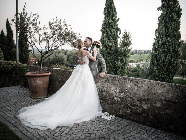 Il matrimonio di Simone e Chiara a Brescia, Brescia 125