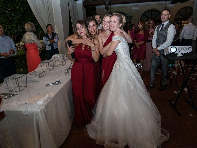 Il matrimonio di Simone e Chiara a Brescia, Brescia 128