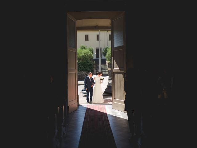 Il matrimonio di Alessio e Giulia a Pistoia, Pistoia 10