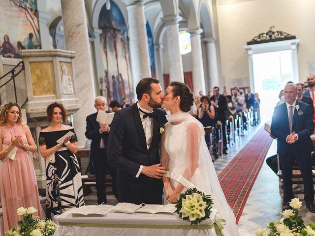 Il matrimonio di Alessio e Giulia a Pistoia, Pistoia 12