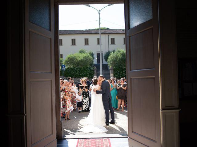 Il matrimonio di Alessio e Giulia a Pistoia, Pistoia 13