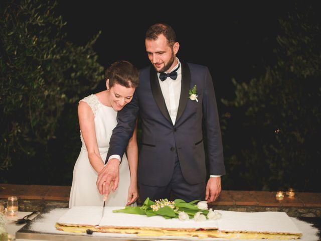 Il matrimonio di Alessio e Giulia a Pistoia, Pistoia 21