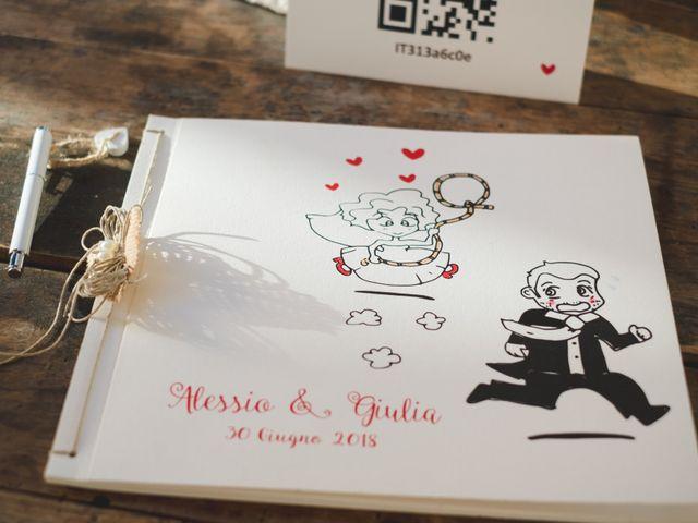 Il matrimonio di Alessio e Giulia a Pistoia, Pistoia 25