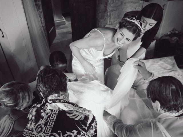 Il matrimonio di Francesco e Paola a Gussago, Brescia 12