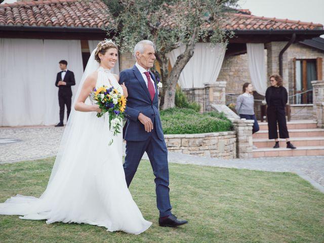 Il matrimonio di Francesco e Paola a Gussago, Brescia 17