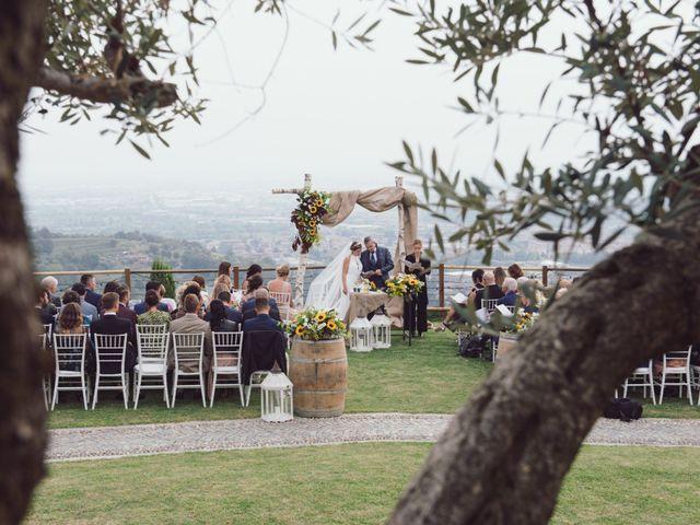 Il matrimonio di Francesco e Paola a Gussago, Brescia 19