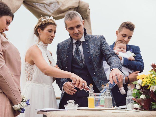 Il matrimonio di Francesco e Paola a Gussago, Brescia 22