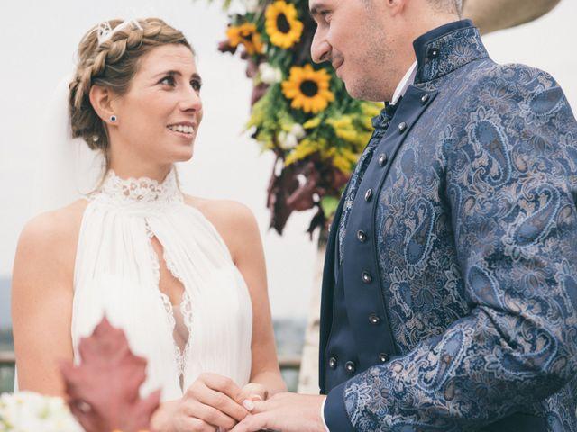 Il matrimonio di Francesco e Paola a Gussago, Brescia 24
