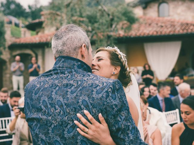 Il matrimonio di Francesco e Paola a Gussago, Brescia 25