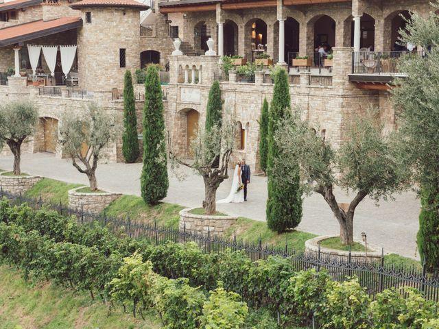 Il matrimonio di Francesco e Paola a Gussago, Brescia 30