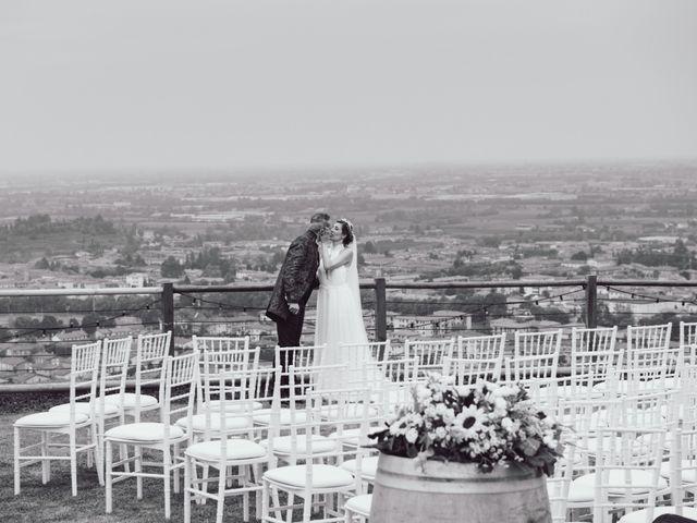 Il matrimonio di Francesco e Paola a Gussago, Brescia 31